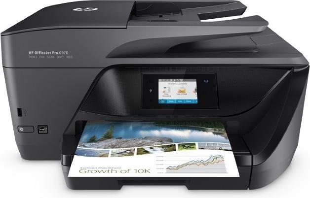 25% Rabatt auf eine Auswahl von HP-Druckern bei [NBB] - z.B. HP OfficeJet Pro 6970 für 104,93€ - 30€ Cashback = 74,93€