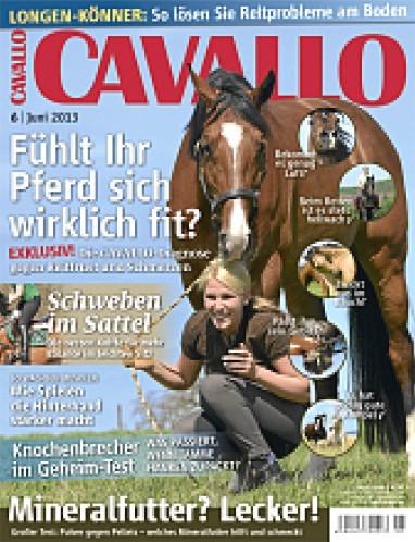 Cavallo - Reitsport-Magazin für eff. 12,60€ im Jahr durch 15€ Rabatt und 30€ BestChoice-Gutschein