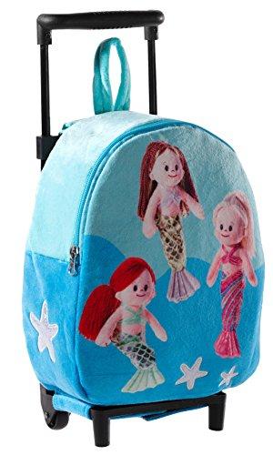 Last Minute Deal für die Kleinen bei [Amazon prime] Trolley Poupetta Meerjungfrauen von Heunec für 7,31 € statt 20 €
