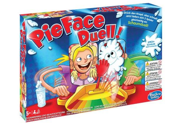 Hasbro Pie Face Duell für 20,24€ inkl. Versand [Amazon]