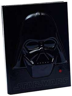 Star Wars - Darth Vader Notizbuch für 9,44€ [Amazon]