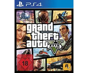 GTA V (PS4) für 29,99€ (27,99€ mit Guthaben) [PSN]