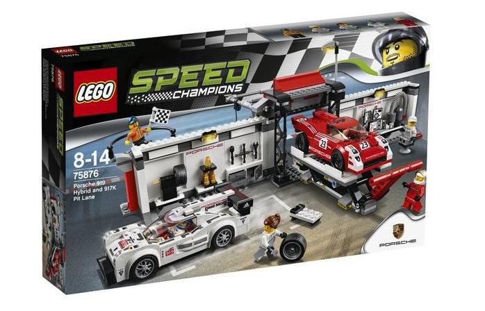 Neue Beispiele: 15% Rabatt bei [Thalia] z.B. LEGO Speed Champions 75876 - Porsche 919 Hybrid and 917K Pit Lane für 55,21€ statt 68€ + weitere Lego-Sets