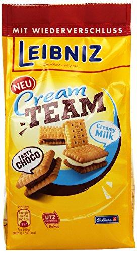 Leibniz Cream Team 150 g, 12er Pack (12 x 150 g) für 8,45€ inkl. Versand @Amazon.de