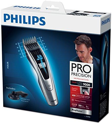 Philips Series 9000 HC9490/15 Haarschneider (professioneller Motor)