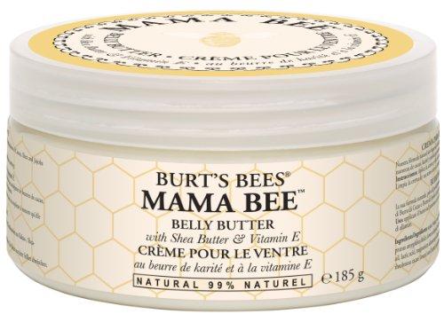 3 x Burt's Bees Mama Bee - Belly Butter (Bauchbutter), 185 g