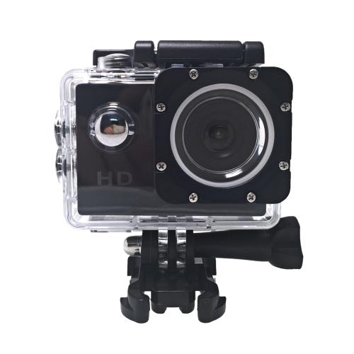 A7 HD 720P Sport Action HD Kamera mit XXL Zubehörset