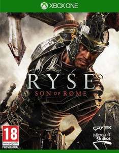 Ryse Son Of Rome Legendary Edition Xbox One [Coolshop]