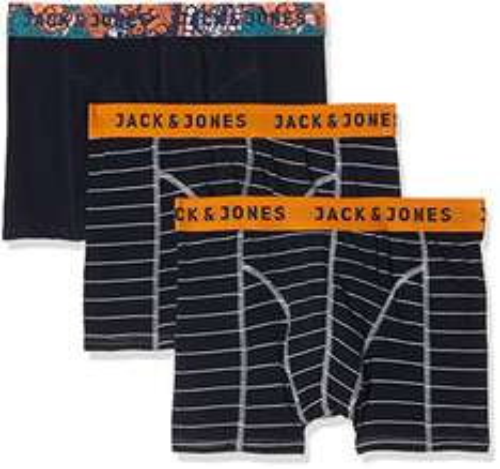 Jack & Jones Herren Boxershorts 3er Pack für 9,36€ (Gr. XL) [Amazon]