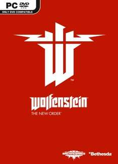 Wolfenstein: The New Order (Steam) für 2.88€ @ instant-gaming