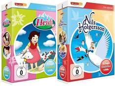 [Amazon Prime] Heidi - TV-Serien Komplettbox [8 DVDs] ->14,97€ und Nils Holgersson - Komplettbox [9 DVDs] -> 17,97€