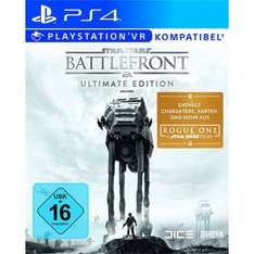 PS4 Star Wars Battlefront (Ultimate Edition)