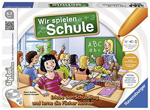 Ravensburger tiptoi Wir Spielen Schule für 11,99€ mit [Amazon Prime]