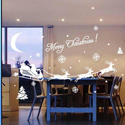 Der Weihnachtsmann mit dem Rentierschlitten + Schneeflocke für 3,50€ Amazon Prime