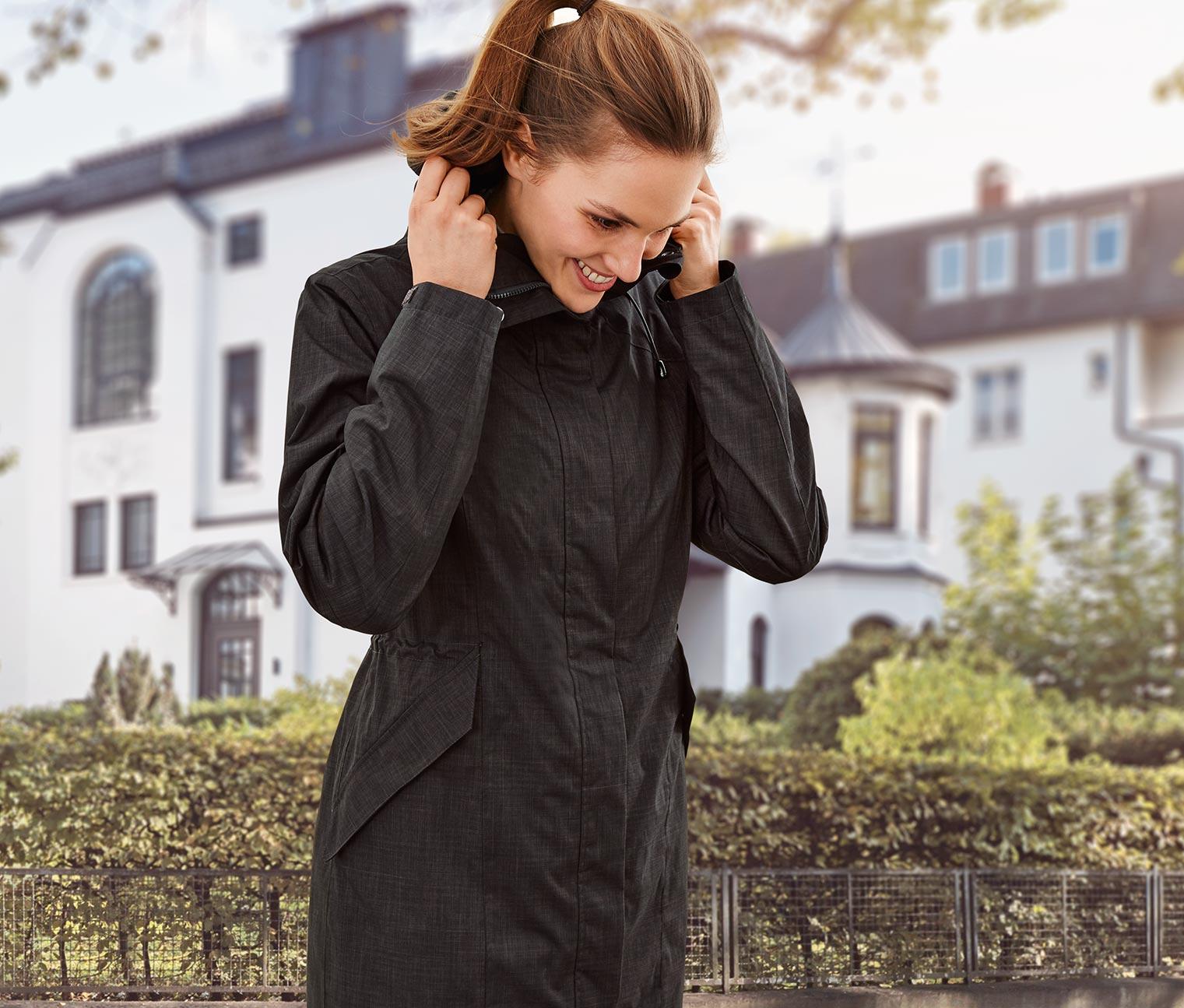 Sale bei [Tchibo] viele Jacken für Damen und Herren - z.B. 3-in-1 Funktionsjacke für 33,95€ statt ca. 70€