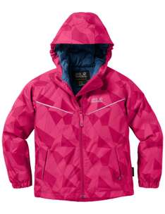 Jack Wolfskin Kinder Floating Ice Jacket Kids Jacke Wattiert (152 + 164) ab ca. 21€