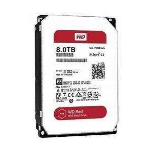 WD Red 8TB WD80EFZX für 307,09€ via Redcoon eBay