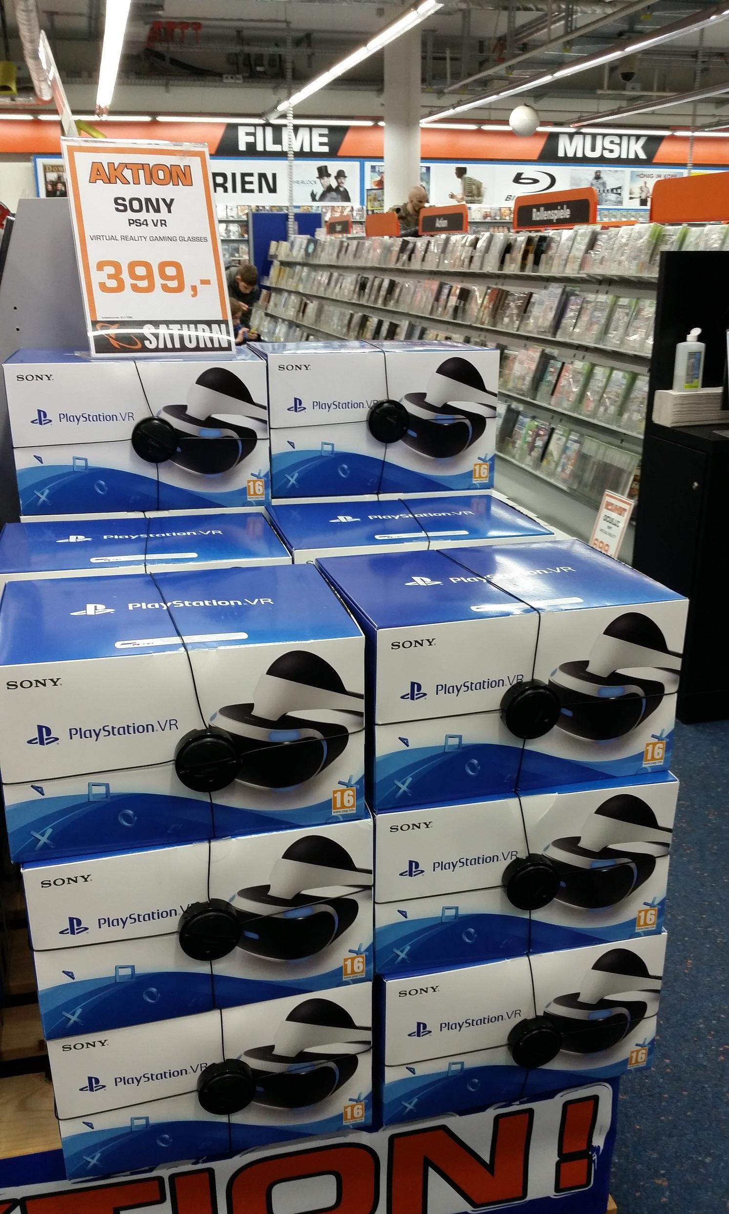 [LOKAL] Saturn Esslingen - Playstation VR