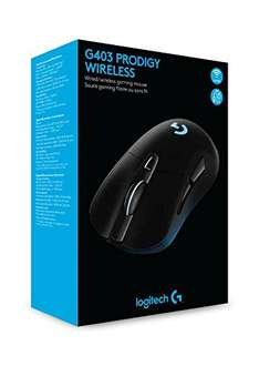 [Amazon] Logitech G403 Wireless - Kabellose Gamingmaus