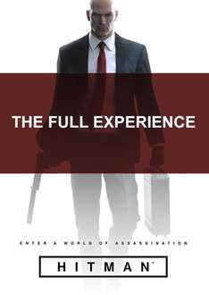 (Gamestop.com) Hitman Full Experience (PC) für 14,46€