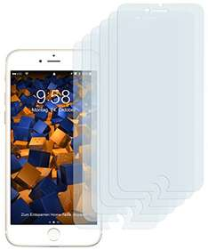 6 x Mumbi Iphone 7 Displayschutzfolie anstatt 2x