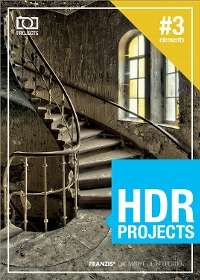 HDR projects 3 elements