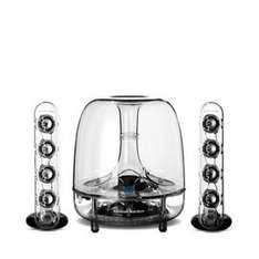 Harman Kardon SoundSticks III Wireless für 125€ - 2.1 Lautsprecher