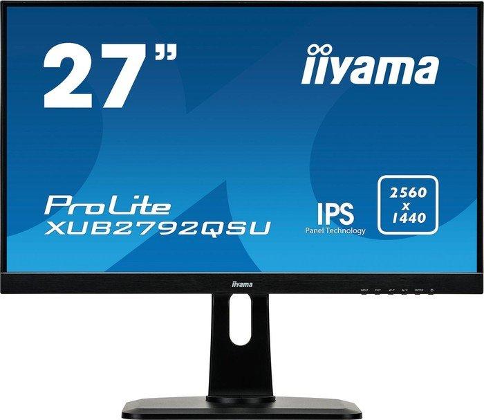 "Vorbestellung Amazon: iiyama ProLite XUB2792QSU-B1 (27"", WQHD, IPS, 5ms, 60Hz)"