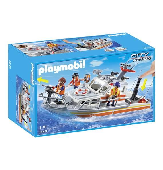 20% Rabatt auf Playmobil bei [GALERIA Kaufhof] z.B. City Action Lösch-Rettungskreuzer für 16,55€ bei Abholung, statt 35€
