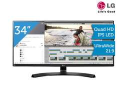 "LG 34"" UltraWide™ IPS-Monitor"