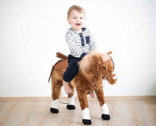 Happy People Cowboypferd mit Sattel für 24,99€ mit [Amazon Prime] statt ca. 50€