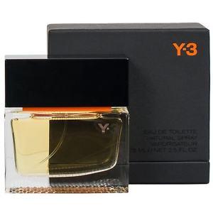 adidas Y-3 Yohji Yamamoto Eau De Toilette 75 ml Herren Parfum F39548