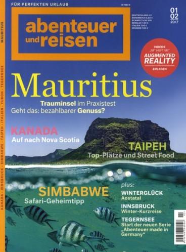 Abenteuer und Reisen Magazin für eff. 20,00€ im Jahr durch 15€ Rabatt und 25€ BestChoice-Gutschein