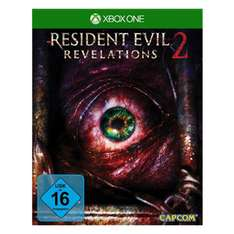 Resident Evil: Revelations 2 (Xbox One) Real (Abholung)