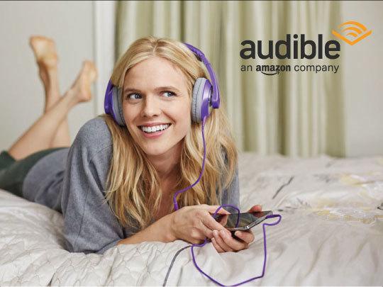 2 Gratis Hörbucher bei Audible.com für Bestandskunden