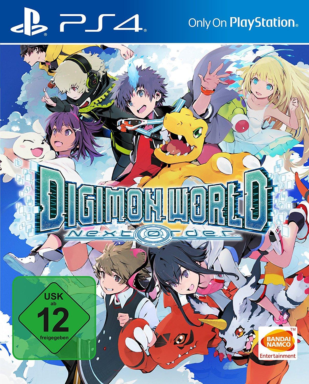 [PS4] Digimon World: Next Order Vorbestellung (+ Süßkram)