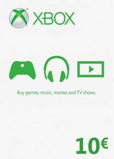(press-start.com) 10€ Xbox Live Guthaben für 7,89€