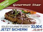 gourmetstar.de @ DailyDeal: Fleisch-Spezialitäten für 33 Euro statt 75,00 Euro
