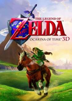 The Legend of Zelda : Ocarina of Time 3D für 15.99€ @ press-start.com