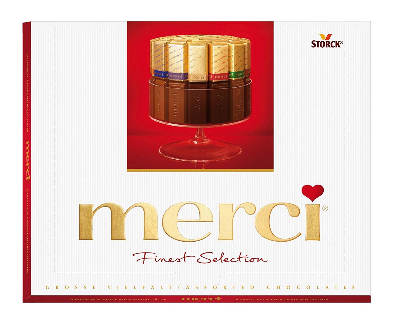 (HIT) merci Schokolade für 3,99€