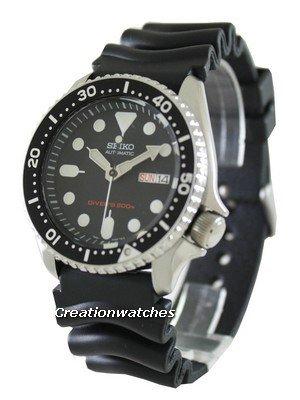 [creationwatches.com] Kal. 7S26 Herren Armbanduhr Seiko Automatik Diver SKX007K1 SKX007K SKX007