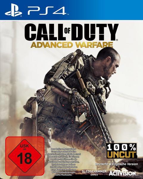 Call of Duty: Advanced Warfare (PS4) für 11,87€ [Mymemory]
