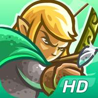 Kingdom Rush Origins HD + Frontiers HD (iPad & iPhone iOS Versionen) für je 0,99€ statt 4,99€