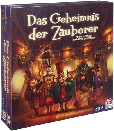 [Spiele-Offensive] Brettspiel Das Geheimnis der Zauberer 14,89€ statt idealo 21,33€