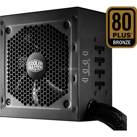 """[zackzack] Cooler Master Netzteil 550W 80Plus Bronze """"G550M"""""""