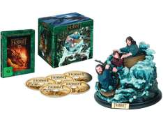 [SATURN] Der Hobbit: Smaugs Einöde (Extended Collection Edition) - (3D Blu-ray) mit Figur