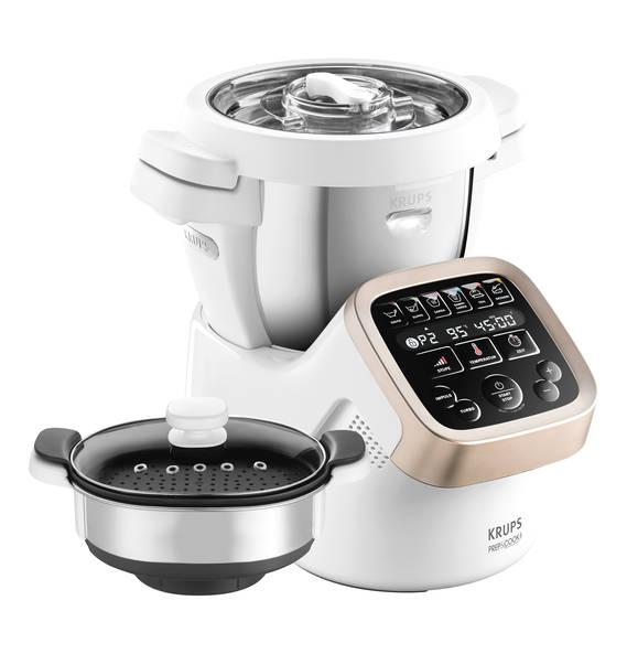 Prep & Cook Küchenmaschine incl. Dampfgaraufsatz!
