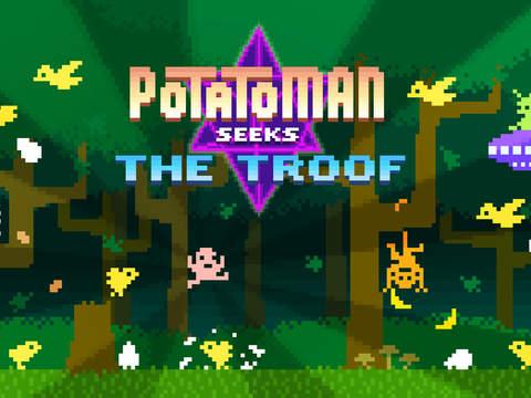 (iOS) Potatoman - Seeks the Troof // gratis statt 0,99 €