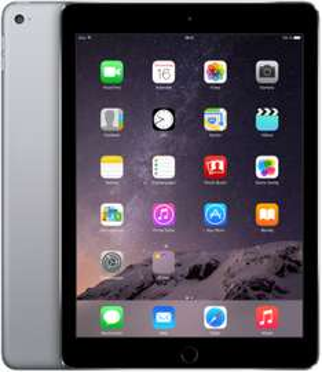 [MediaMarkt Schweiz] Apple iPad Air 2 - 32GB WIFi Spacegrau für 349,95Sfr / 326 Euro - bei Export: 357 Euro