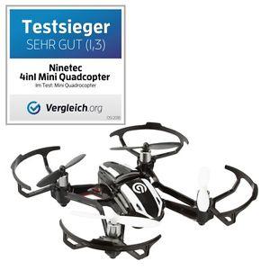 NINETEC Spyforce1 Mini HD Video Kamera Drohne 1280x720 ebay wow / tito-express